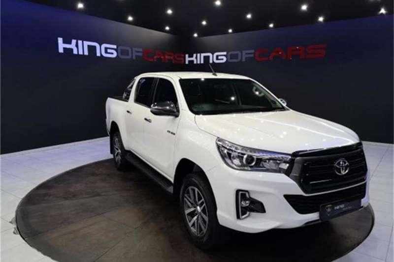 2017 Toyota Hilux Hilux 2.8GD-6 double cab 4x4 Raider auto