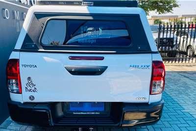 Toyota Hilux 2.8GD 6 double cab 4x4 Raider auto 2018