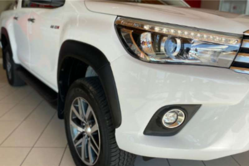 Used 2018 Toyota Hilux 2.8GD 6 double cab 4x4 Raider auto