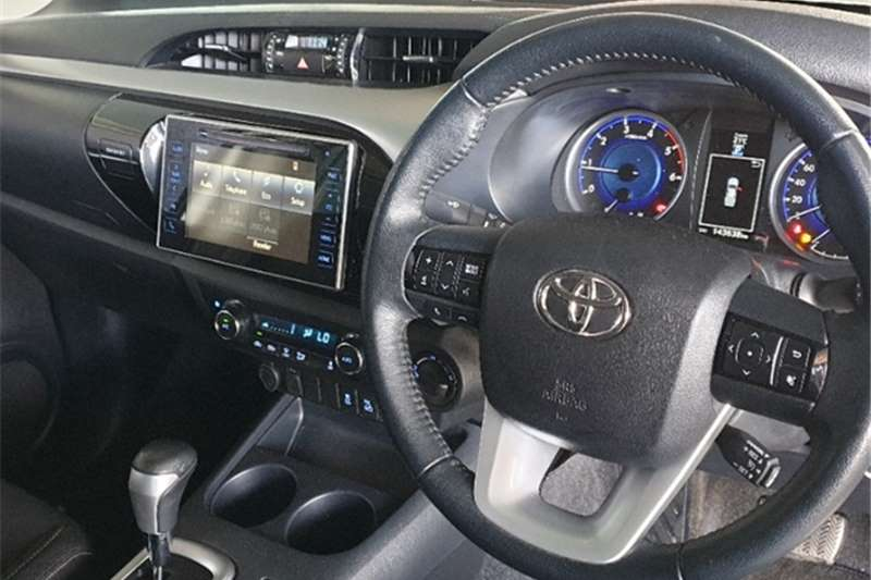 2018 Toyota Hilux Hilux 2.8GD-6 double cab 4x4 Raider auto