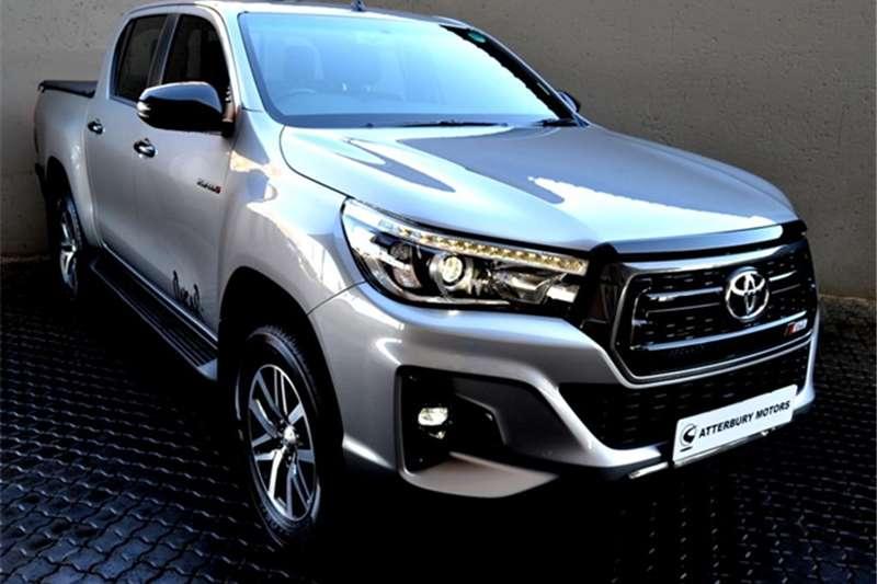 Toyota Hilux 2.8GD 6 double cab 4x4 Raider auto 2019