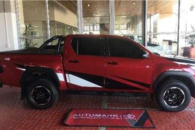 Toyota Hilux 2.8GD-6 double cab 4x4 Raider auto 2019