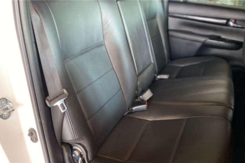 2019 Toyota Hilux Hilux 2.8GD-6 double cab 4x4 Raider auto