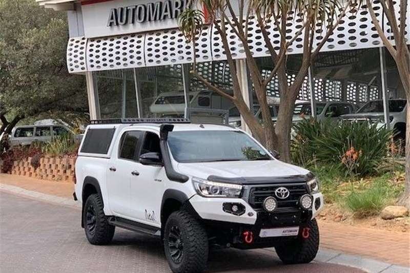 Toyota Hilux 2.8GD 6 Double Cab 4x4 Raider Dakar Auto 2018