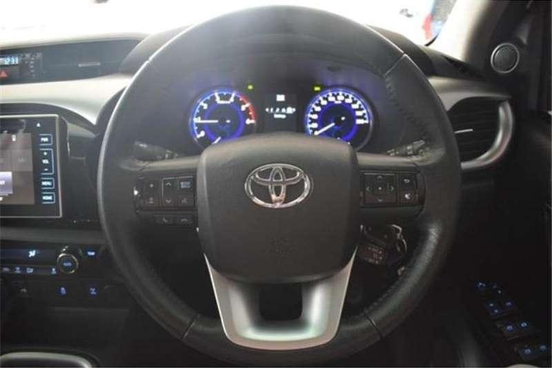 Toyota Hilux 2.8GD-6 Double Cab Raider 2016