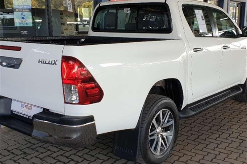 Toyota Hilux 2.8GD 6 double cab Raider 2017