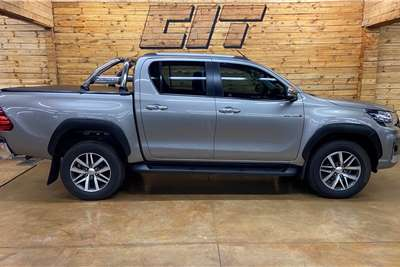 Used 2017 Toyota Hilux 2.8GD 6 double cab Raider