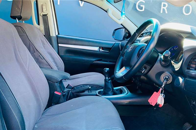 2017 Toyota Hilux Hilux 2.8GD-6 double cab Raider
