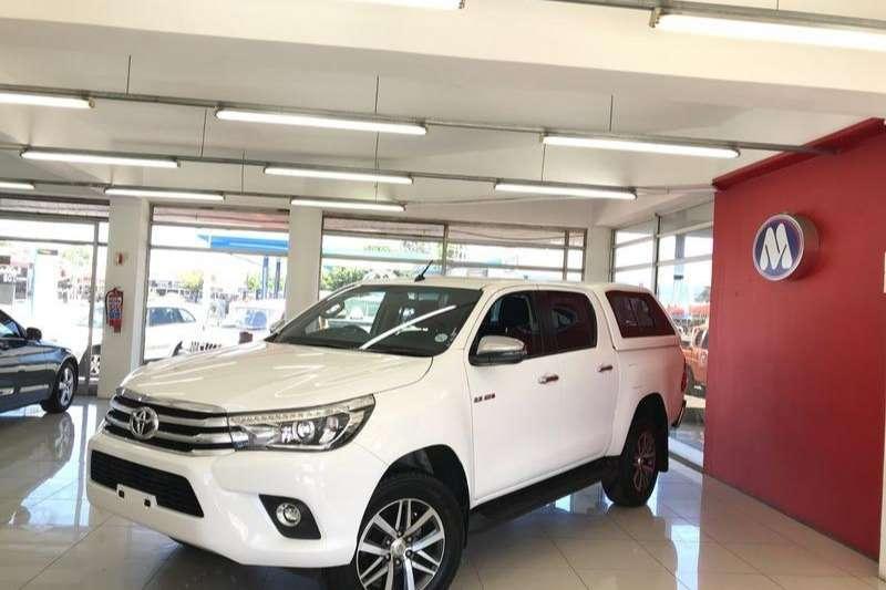 Toyota Hilux 2.8GD-6 double cab Raider 2018
