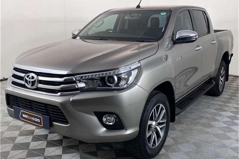2018 Toyota Hilux Hilux 2.8GD-6 double cab Raider