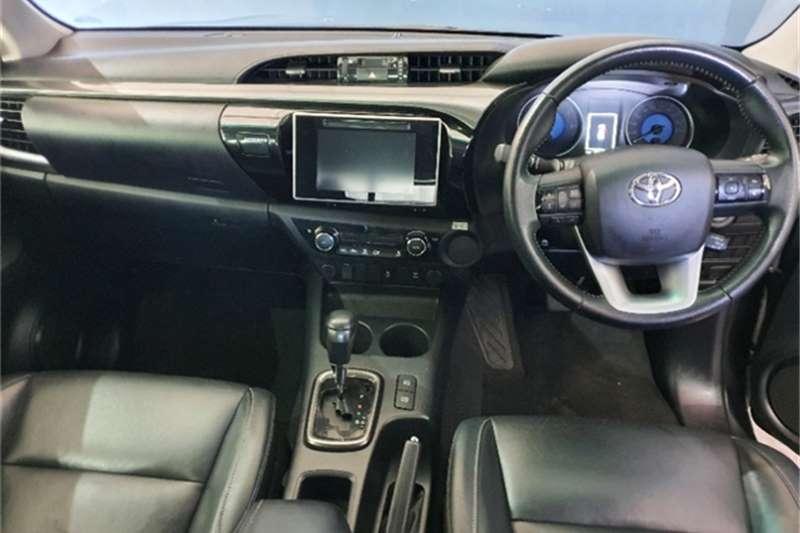 2017 Toyota Hilux Hilux 2.8GD-6 double cab Raider auto
