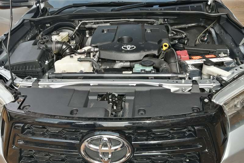 Used 2017 Toyota Hilux 2.8GD 6 double cab Raider auto