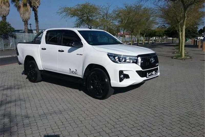 Toyota Hilux 2.8GD 6 Double Cab Raider Auto 2018