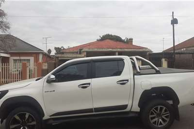 Used 2019 Toyota Hilux 2.8GD 6 double cab Raider auto