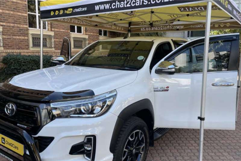 Used 2020 Toyota Hilux 2.8GD 6 double cab Raider auto