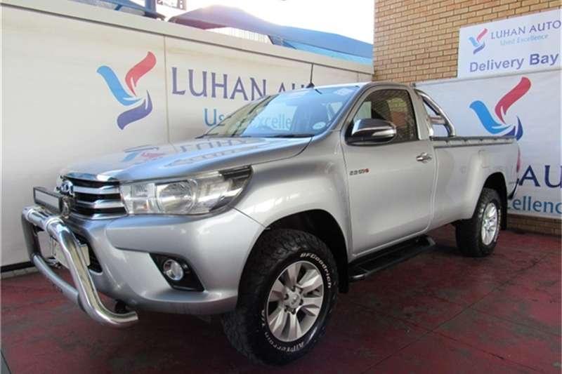 Toyota Hilux 2.8GD 6 Raider 2016