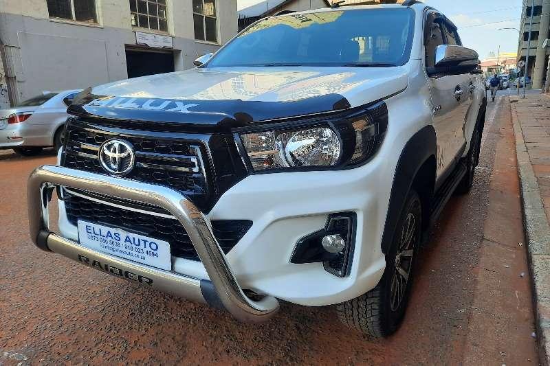 2016 Toyota Hilux Hilux 2.8GD-6 Raider