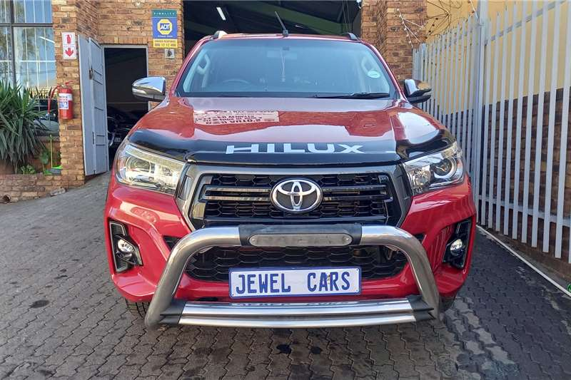 Used 2016 Toyota Hilux 2.8GD 6 Raider