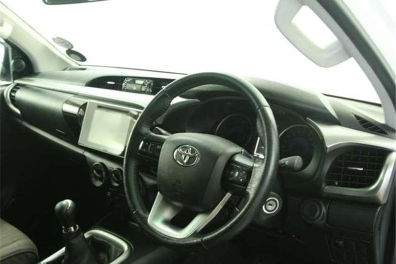 Toyota Hilux 2.8GD-6 Raider 2017