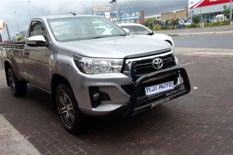 Toyota Hilux 2.8GD 6 Raider 2017