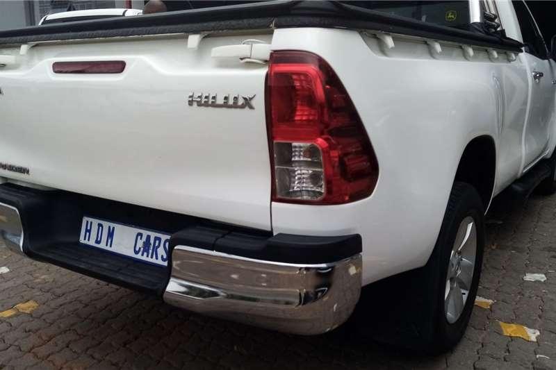 Used 2017 Toyota Hilux 2.8GD 6 Raider