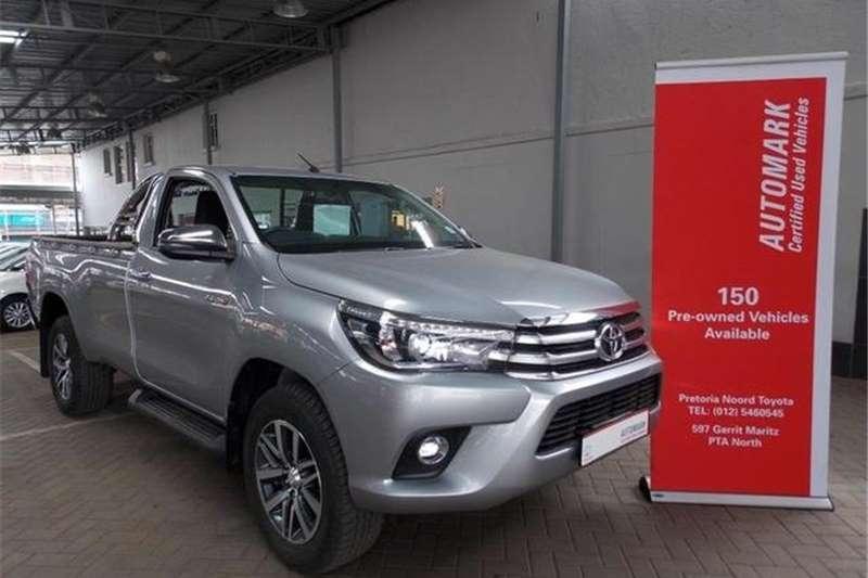 Toyota Hilux 2.8GD 6 Raider Auto 2018