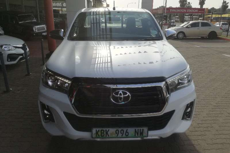 Toyota Hilux 2.8GD 6 Raider Single Cab 4x4 2018
