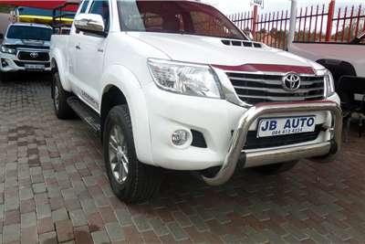 2014 Toyota Hilux Hilux 2.8GD-6 Xtra cab 4x4 Raider