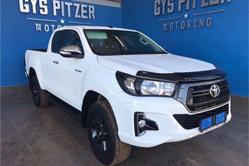 Toyota Hilux 2.8GD-6 Xtra cab 4x4 Raider 2016