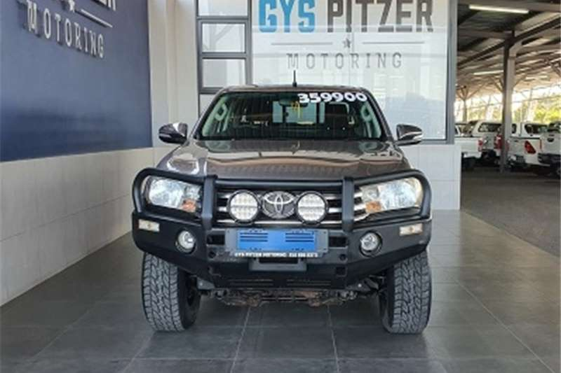 Used 2016 Toyota Hilux 2.8GD 6 Xtra cab 4x4 Raider