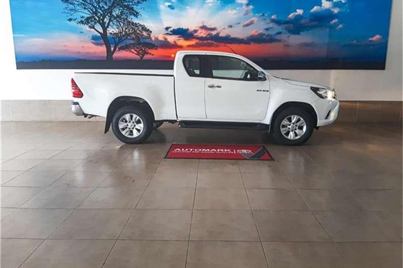 Toyota Hilux 2.8GD-6 Xtra cab 4x4 Raider 2017