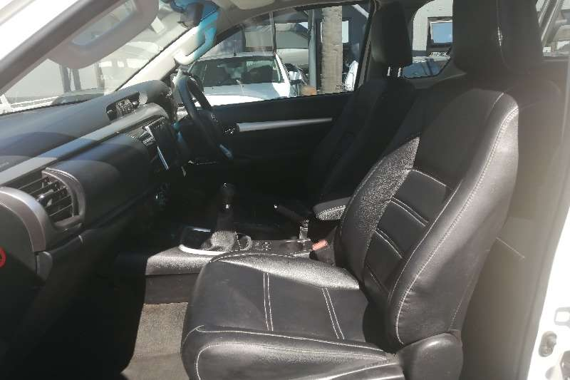 Used 2017 Toyota Hilux 2.8GD 6 Xtra cab 4x4 Raider