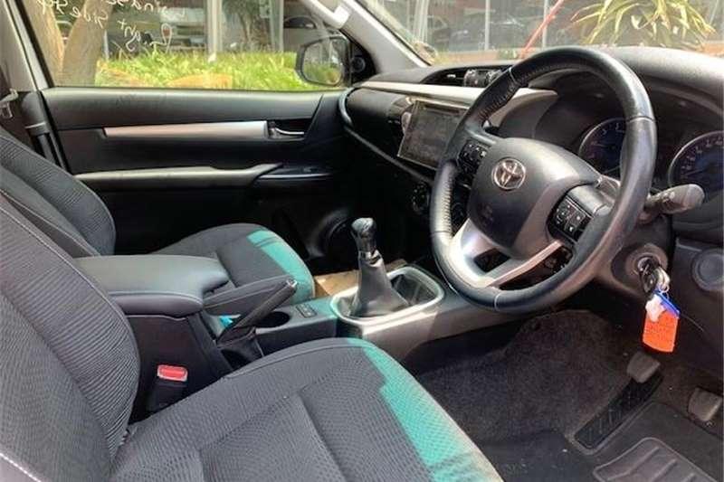Toyota Hilux 2.8GD 6 Xtra cab 4x4 Raider 2018