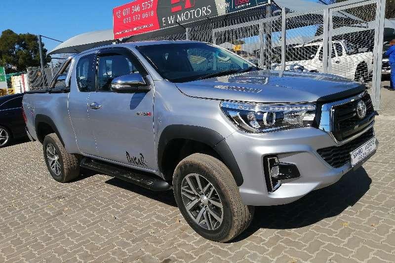 Used 2018 Toyota Hilux 2.8GD 6 Xtra cab 4x4 Raider