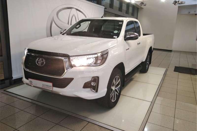 Toyota Hilux 2.8GD 6 Xtra cab 4x4 Raider 2019