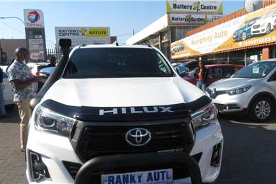 Used 2020 Toyota Hilux 2.8GD 6 Xtra cab 4x4 Raider