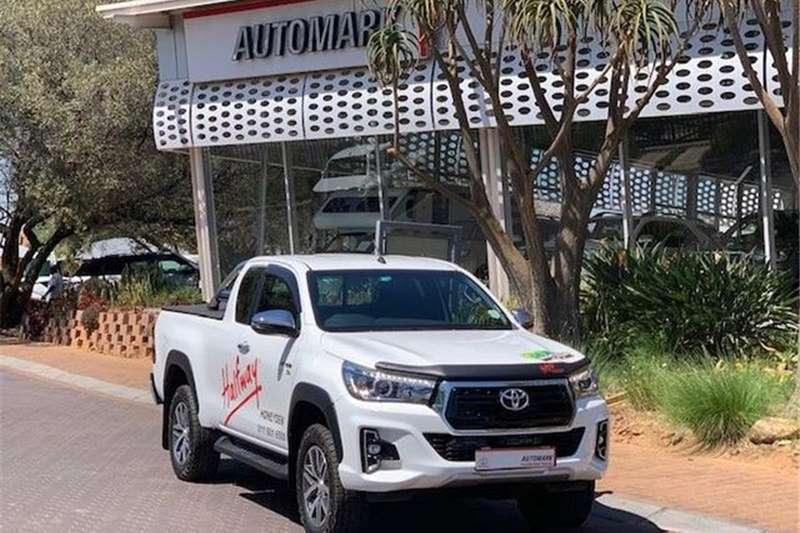 Toyota Hilux 2.8GD 6 Xtra Cab 4x4 Raider Auto 2019