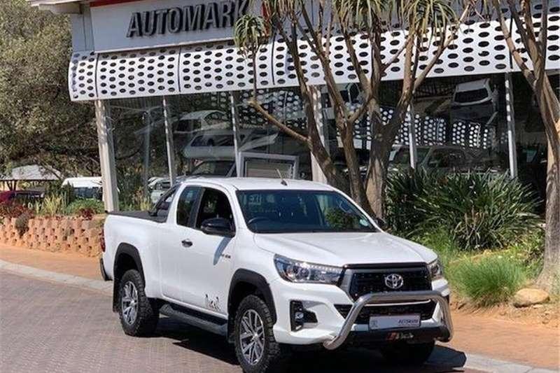 Toyota Hilux 2.8GD 6 Xtra Cab 4x4 Raider Dakar Auto 2018
