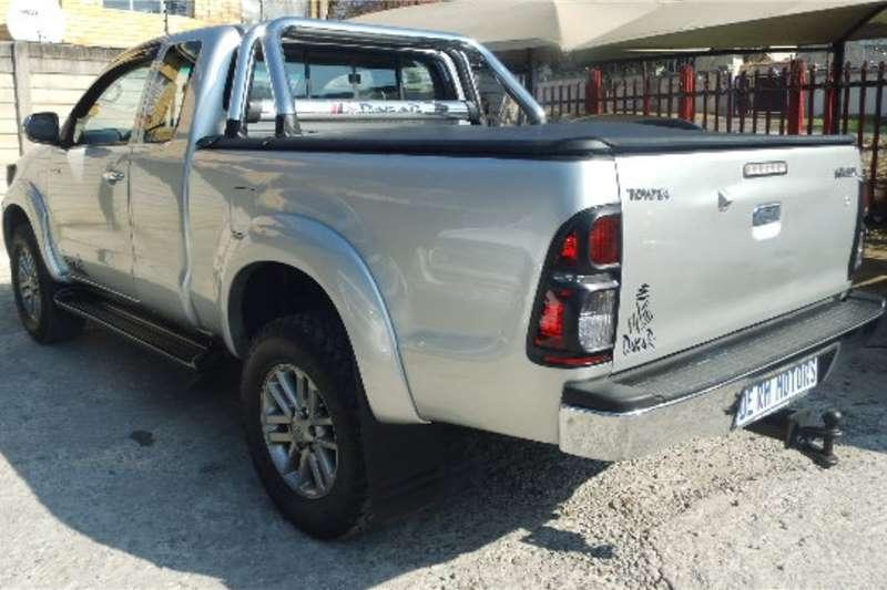 Used 2013 Toyota Hilux 2.8GD 6 Xtra cab Raider
