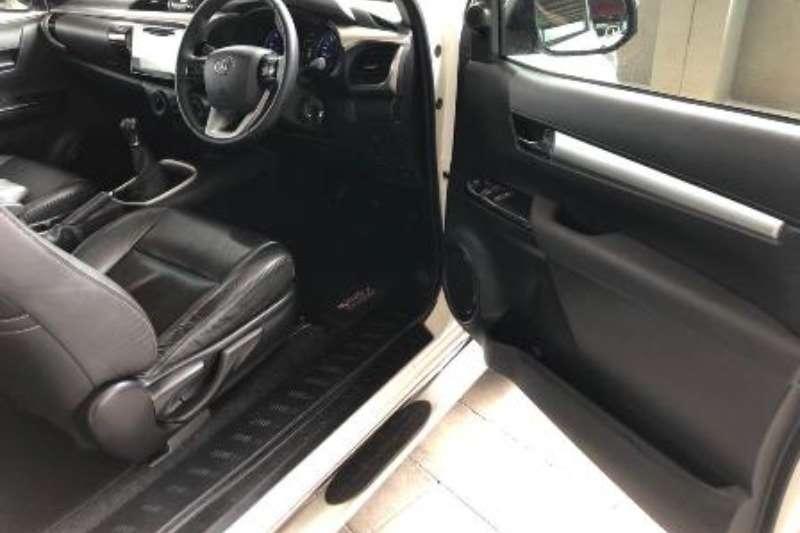 Toyota Hilux 2.8GD-6 Xtra cab Raider 2016