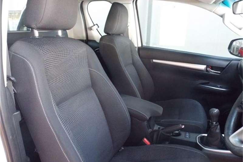 Toyota Hilux 2.8GD 6 Xtra cab Raider 2016