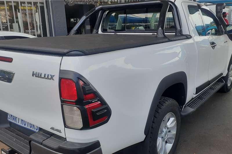 2016 Toyota Hilux Hilux 2.8GD-6 Xtra cab Raider