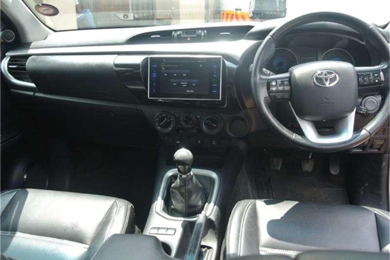Toyota Hilux 2.8GD 6 Xtra cab Raider 2017