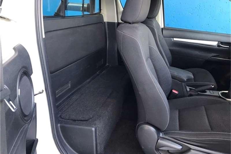 Toyota Hilux 2.8GD-6 Xtra cab Raider 2017