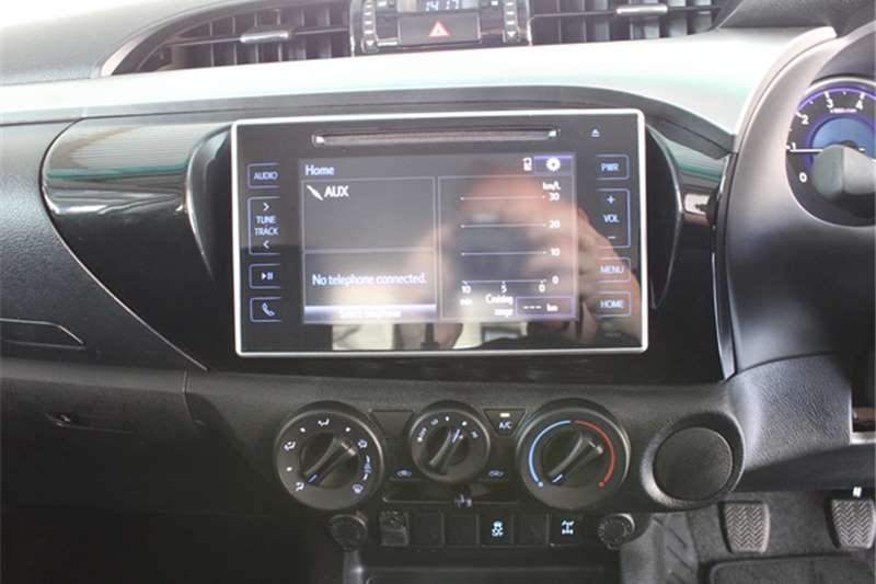 2017 Toyota Hilux Hilux 2.8GD-6 Xtra cab Raider