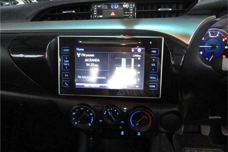 Toyota Hilux 2.8GD 6 Xtra cab Raider 2018