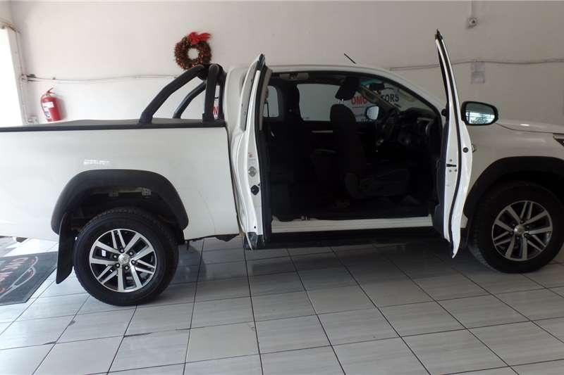 Used 2018 Toyota Hilux 2.8GD 6 Xtra cab Raider