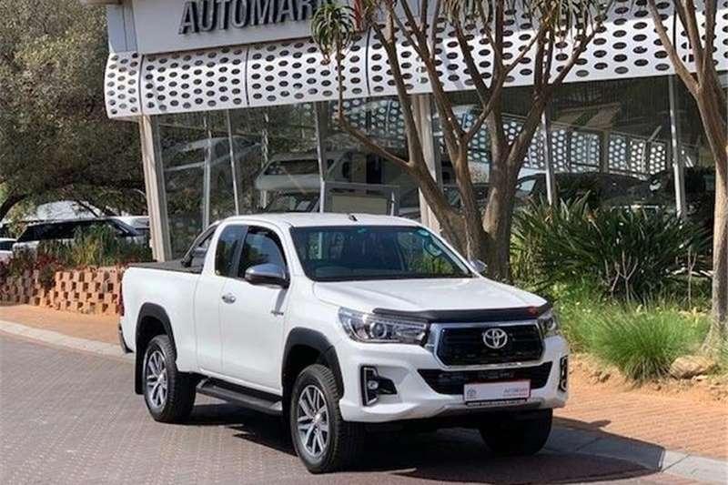 Toyota Hilux 2.8GD 6 Xtra Cab Raider 2019