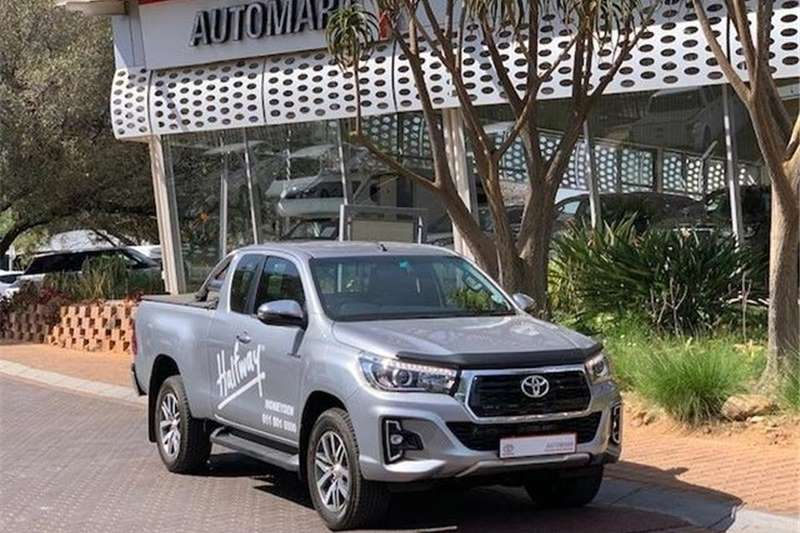 Toyota Hilux 2.8GD 6 Xtra Cab Raider Auto 2019