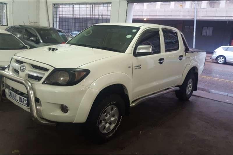 Used 2007 Toyota Hilux